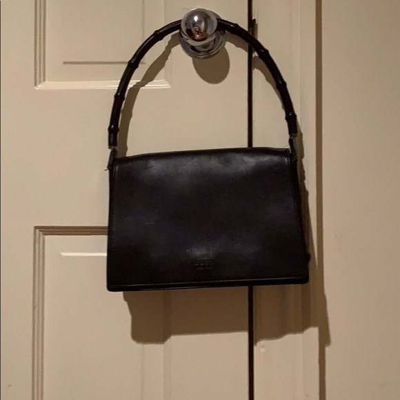Gucci Handbags - Dark brown vintage Gucci leather bag. Worn once